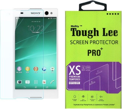 Tough Lee Tempered Glass Guard for Sony Xperia XA Ultra (6 inch)(Pack of 1)