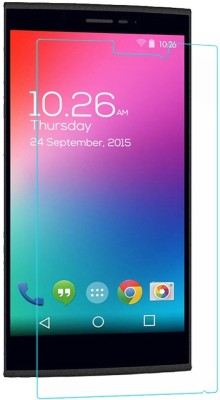Mywishtobuy Tempered Glass Guard for Micromax Canvas Play 4G Q469