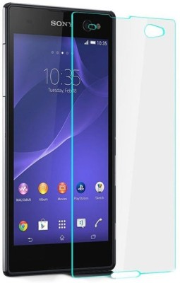 Apni Deals Tempered Glass Guard for Sony Xperia E3