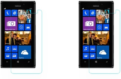 ACM Tempered Glass Guard for Nokia Lumia 925, (Pack of 2)(Pack of 2)