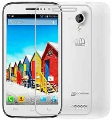 SAMARA Tempered Glass Guard for MICROMAX CANVAS HD A116