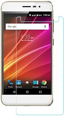 Gulivers Tempered Glass Guard for Panasonic P55 Novo(Pack of 1)