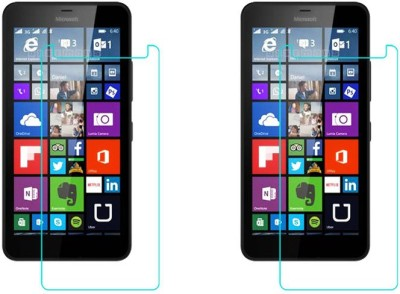 ACM Tempered Glass Guard for Microsoft Lumia 640 Xl Lte(Pack of 2)