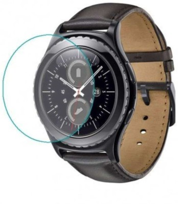 iZAP Tempered Glass Guard for Samsung Gear S2 Classic Smartwatch(Pack of 1)