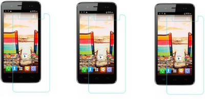 ACM Tempered Glass Guard for Micromax Bolt A069(Pack of 3)