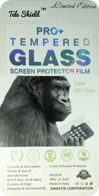 ARCHAIC Gorilla Tempered Glass Guard for MICROMAX CANVAS AMAZE Q395