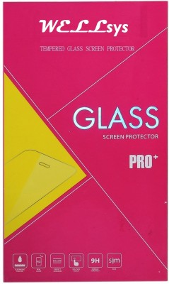 Wellsys Tempered Glass Guard for Samsung Galaxy S4 Mini GT-I9192