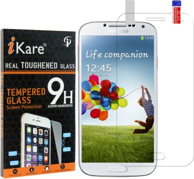 ECO SHOPEE Tempered Glass Guard for Samsung Galaxy S4 I9500