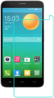 ACM Tempered Glass Guard for Alcatel Onetouch Flash(Pack of 1)