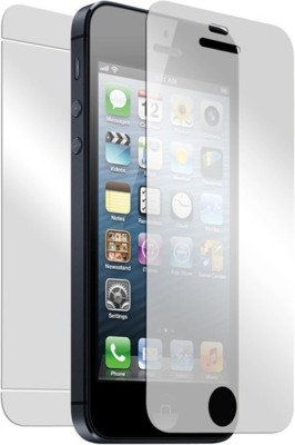 Mobidress Tempered Glass Guard for Apple iPhone 5s(Pack of 2)