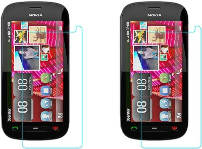 ACM Tempered Glass Guard for Nokia 808 Pureview(Pack of 2)