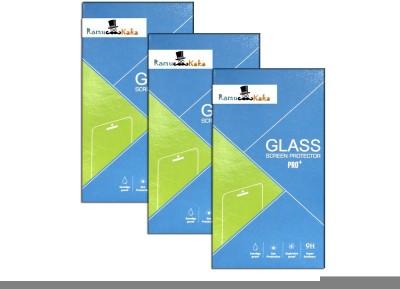 RamuKaka RKCTGPa_68(Pack of 3) Tempered Glass for Panasonic T33 price