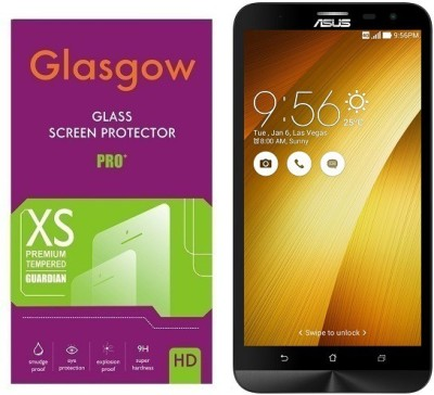 H.K.Impex Tempered Glass Guard for Asus Zenfone 5,asus zenfone 5 tempered glass in mobile screen guard(Pack of 1)