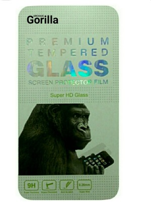 ARCHAIC Gorilla Tempered Glass Guard for LAVA IRIS 404E(Pack of 1)