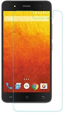 SmartLike Tempered Glass Guard for Micromax Canvas Mad A94(Pack of 1)