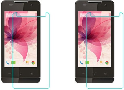 ACM Tempered Glass Guard for Lava Iris 400q(Pack of 2)