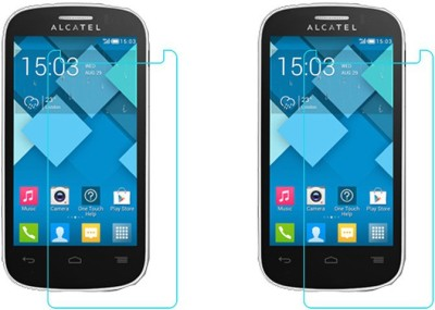 ACM Tempered Glass Guard for Alcatel Onetouch Pop C3(Pack of 1)