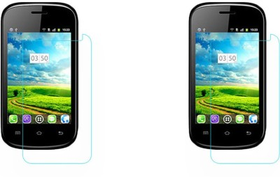 ACM Tempered Glass Guard for Lava Iris 349(Pack of 2)