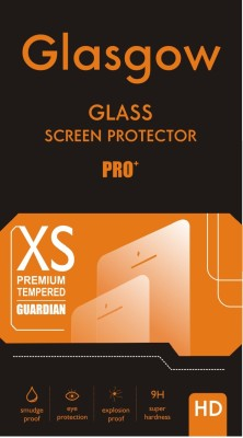 Glasgow Tempered Glass Guard for Apple iPhone 4G(Pack of 1)