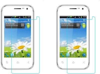 ACM Tempered Glass Guard for Videocon A15(Pack of 2)