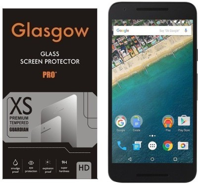Glasgow Tempered Glass Guard for LG Nexus 5x(Pack of 1)