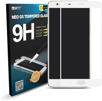 MTT Tempered Glass Guard for OnePlus 3T, OnePlus 3 at flipkart