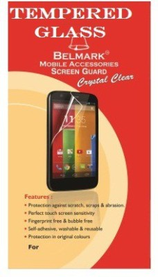 Belmark Tempered Glass Guard for Micromax Canvas A310 Nitro