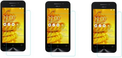 """ACM Tempered Glass Guard for Asus Zenfone 4 4.5\"""" A450cg(Pack of 3)"""
