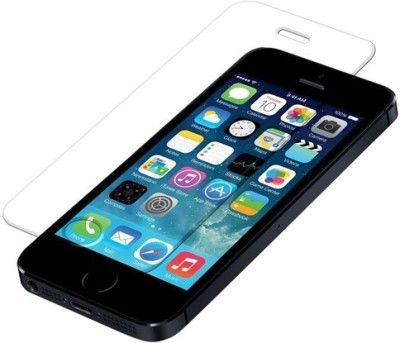 Mobiexperts Tempered Glass Guard for Apple iPhone 5C, Apple iPhone 5, Apple iPhone 5s