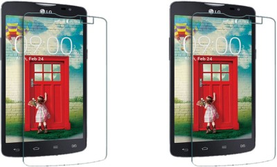 ACM Tempered Glass Guard for Lg L80 Dual D380 (Pack Of 2)(Pack of 2)