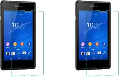 ACM Tempered Glass Guard for Sony Xperia E3 (Pack Of 2)