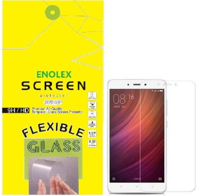 Enolex Tempered Glass Guard for Mi Redmi Note 4(Pack of 1)