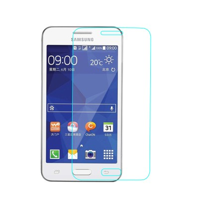 Bear Motion Tempered Glass Guard for Samsung Galaxy Core 2 Duos SM-G355