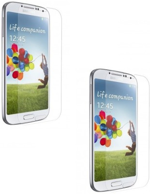 MudShi Tempered Glass Guard for Samsung Galaxy S4 Mini(Pack of 2)