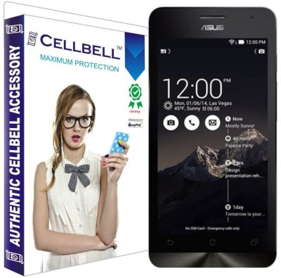 CELLBELL Tempered Glass Guard for Asus Zenfone 5