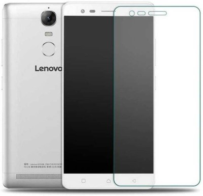 EASYBIZZ Tempered Glass Guard for Lenovo Vibe K5 Note(Pack of 1)