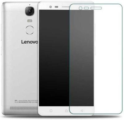 EASYBIZZ Tempered Glass Guard for Lenovo Vibe K5 Note(Pack of 1)