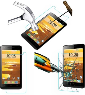 TELESHIELD Tempered Glass Guard for INTEX AQUA AMAZE