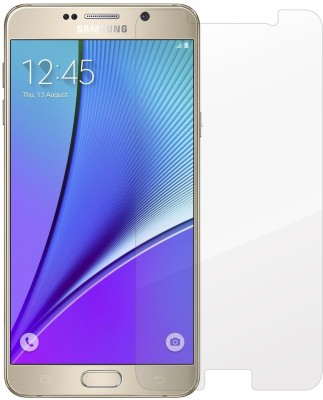 Dvook Tempered Glass Guard for Samsung Galaxy Note 5(Pack of 1)