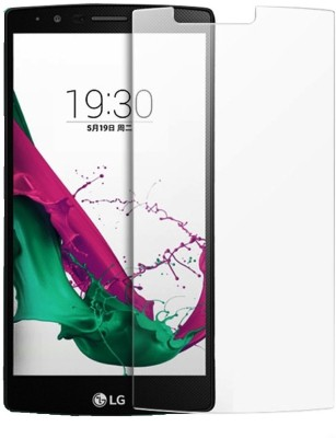MOBIVIILE Tempered Glass Guard for LG G4(Pack of 1)