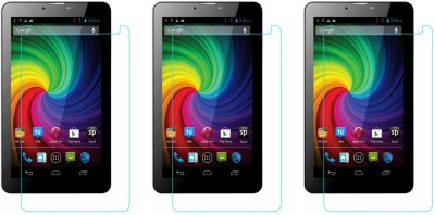 ACM Tempered Glass Guard for Micromax Funbook Mini P410, (Pack of 3)(Pack of 3)