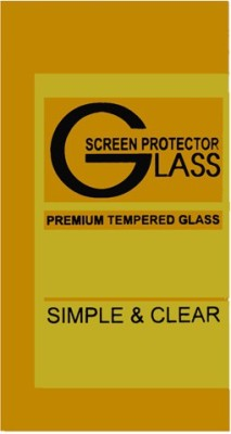 9H Tempered Glass Guard for Micromax Unite 2, Micromax A106(Pack of 1)