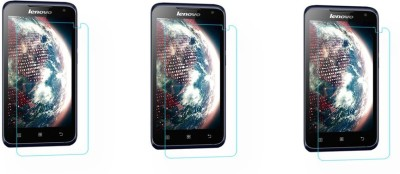 ACM Tempered Glass Guard for Lenovo A526 (Pack of 3)(Pack of 3)