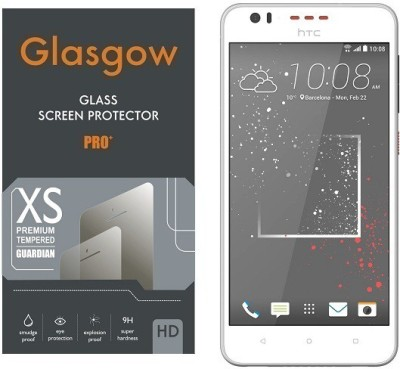 Glasgow Tempered Glass Guard for HTC Desire 825(Pack of 1)