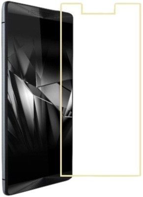 U-Verse Tempered Glass Guard for Micromax Canvas Fire 4G Plus Q412(Pack of 1)