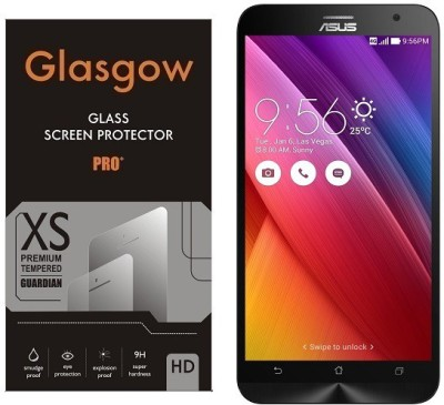 Glasgow Tempered Glass Guard for Asus Zenfone 2 ZE551ML (5.5 inch Display)(Pack of 1)