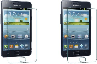 ACM Tempered Glass Guard for Samsung Galaxy S2 I9100 (Pack Of 2)