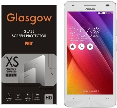 Glasgow Tempered Glass Guard for Asus Zenfone 2 Laser ZE500KL (5 inch Display)(Pack of 1)