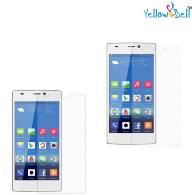 ACM Tempered Glass Guard for Gionee Elife S7 (Pack of 3)