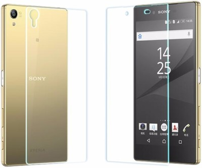 eCase Tempered Glass Guard for Sony Xperia Z3 Compact(Pack of 1)